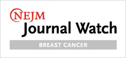 乳がん文献情報 NEJM Journal Watch Breast Cancer